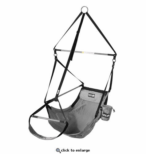 Eagles Nest Outfitters Lounger Hanging Chair - Grey