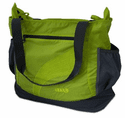 Eagles Nest Outfitters Relay Festival/Yoga Tote - Lime/Charcoal