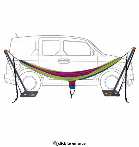 Eagles Nest Outfitters Roadie Hammock Car Stand