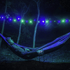 Eagles Nest Outfitters Twilights LED Light String - Blue/Green