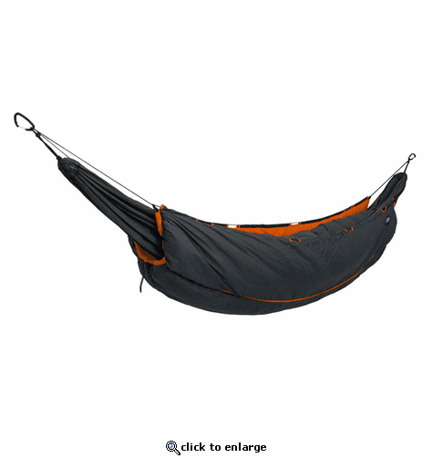 Eagles Nest Outfitters Vulcan Underquilt - Orange/Charcoal