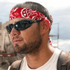 Ergodyne Chill-Its 6700CT PVA Evaporative Cooling Bandana