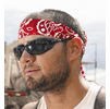 Ergodyne Chill-Its 6705 Evaporative Cooling Bandana - Hook & Loop