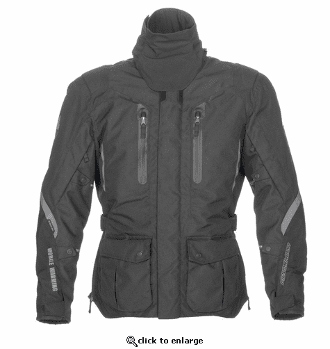 Fieldsheer 12 Volt Hydro Heat Motorcycle Jacket Powered by Mobile Warming