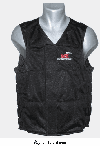 First Line Technology PhaseCore Swede Mesh Cooling Vest