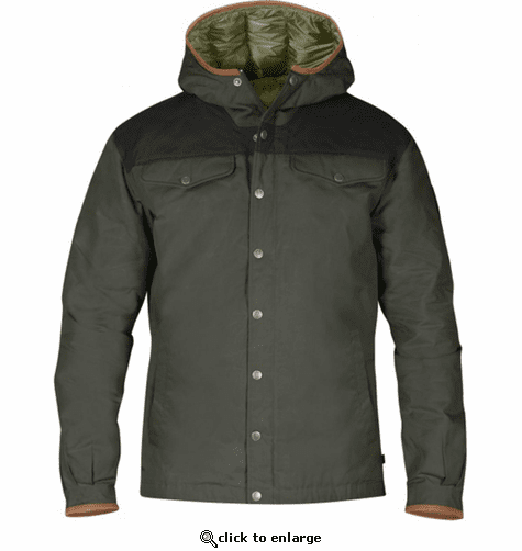 FjallRaven Men's Greenland No. 1 Down Jacket - Mountain Grey