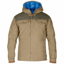 FjallRaven Men's Greenland No. 1 Down Jacket - Taupe