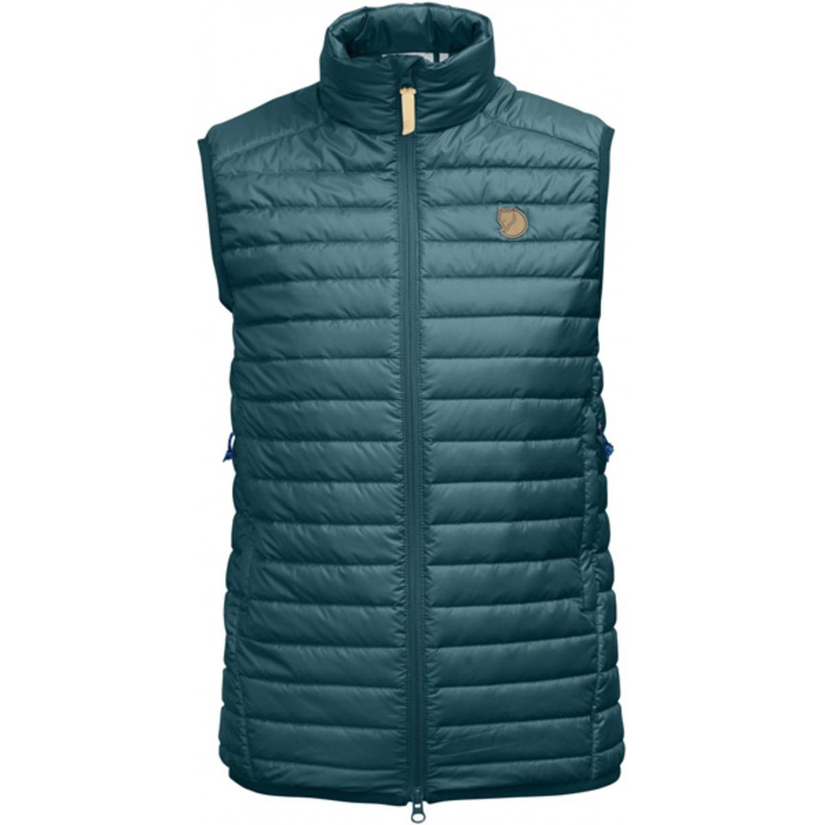entire collection undefeated x sold worldwide FjallRaven Womens Abisko Padded Vest