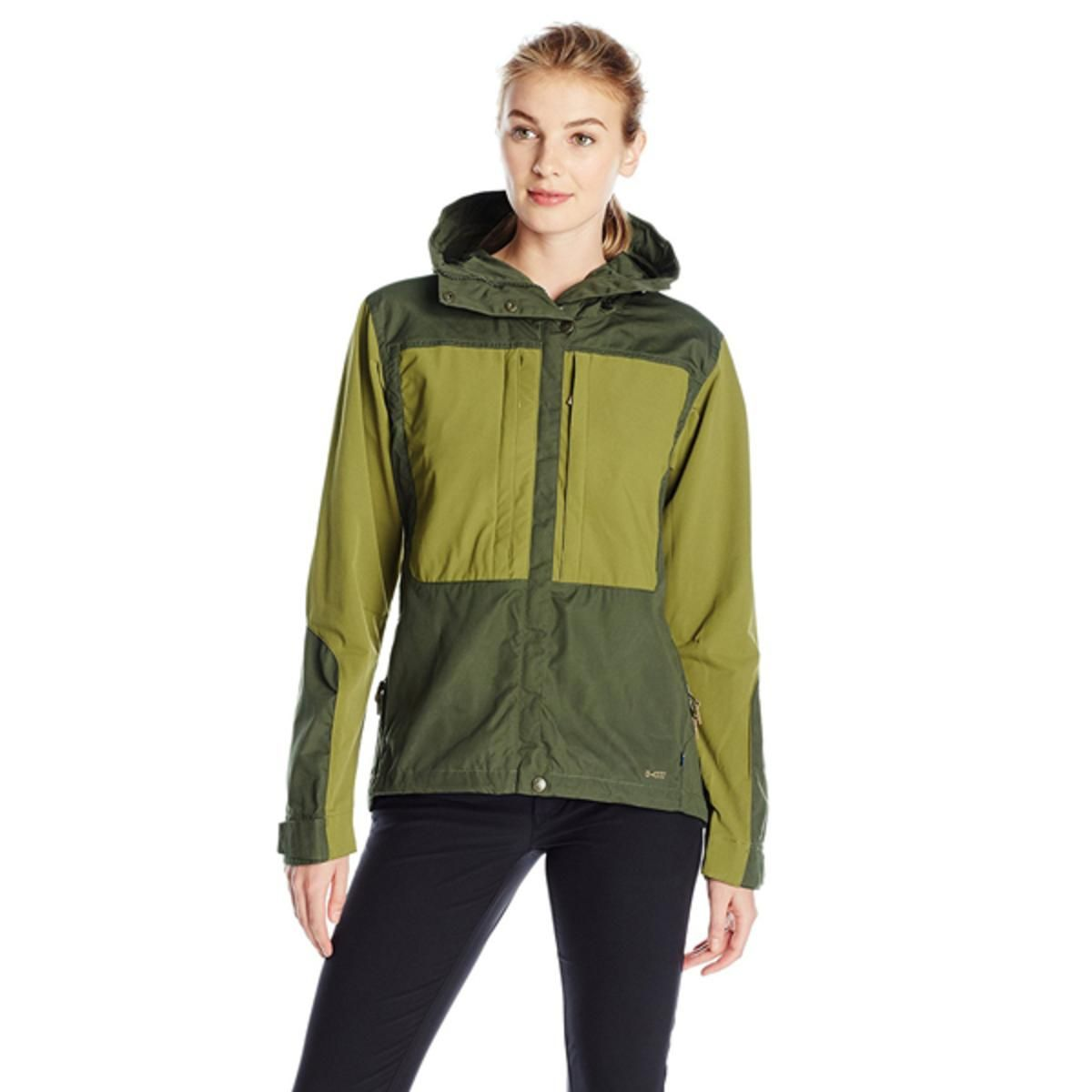 5c499811 FjallRaven Women's Keb Jacket - Olive - The Warming Store