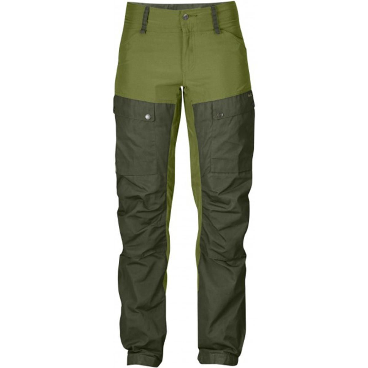 a85c70d821b22 FjallRaven Women's Keb Trousers Regular - Olive - The Warming Store