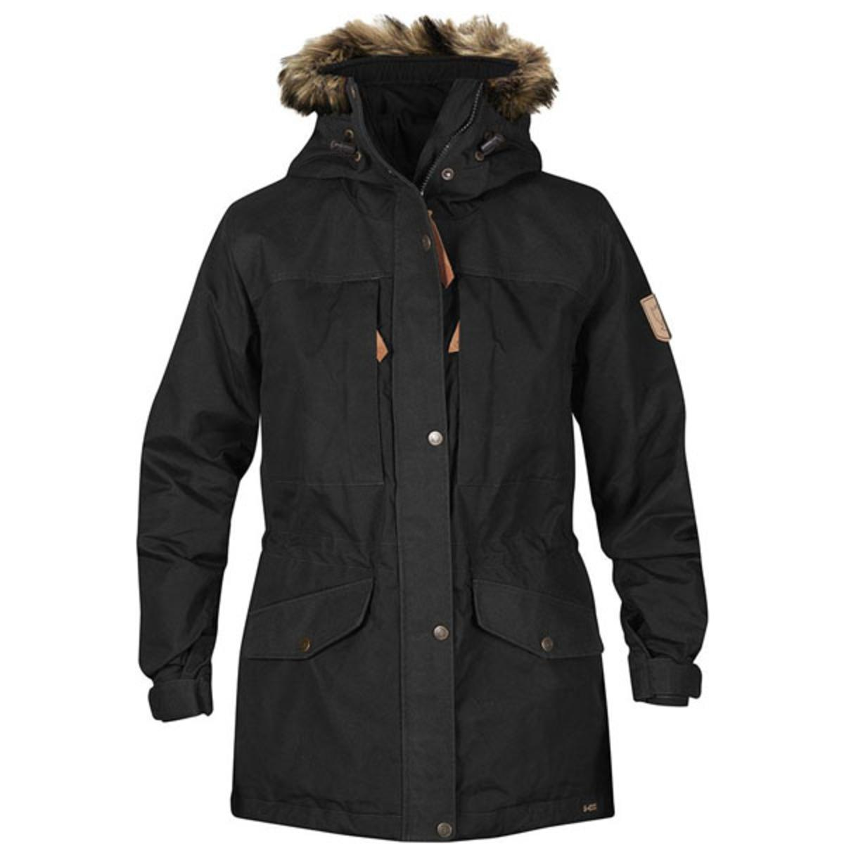 FjallRaven Men's Singi Winter Jacket The Warming Store