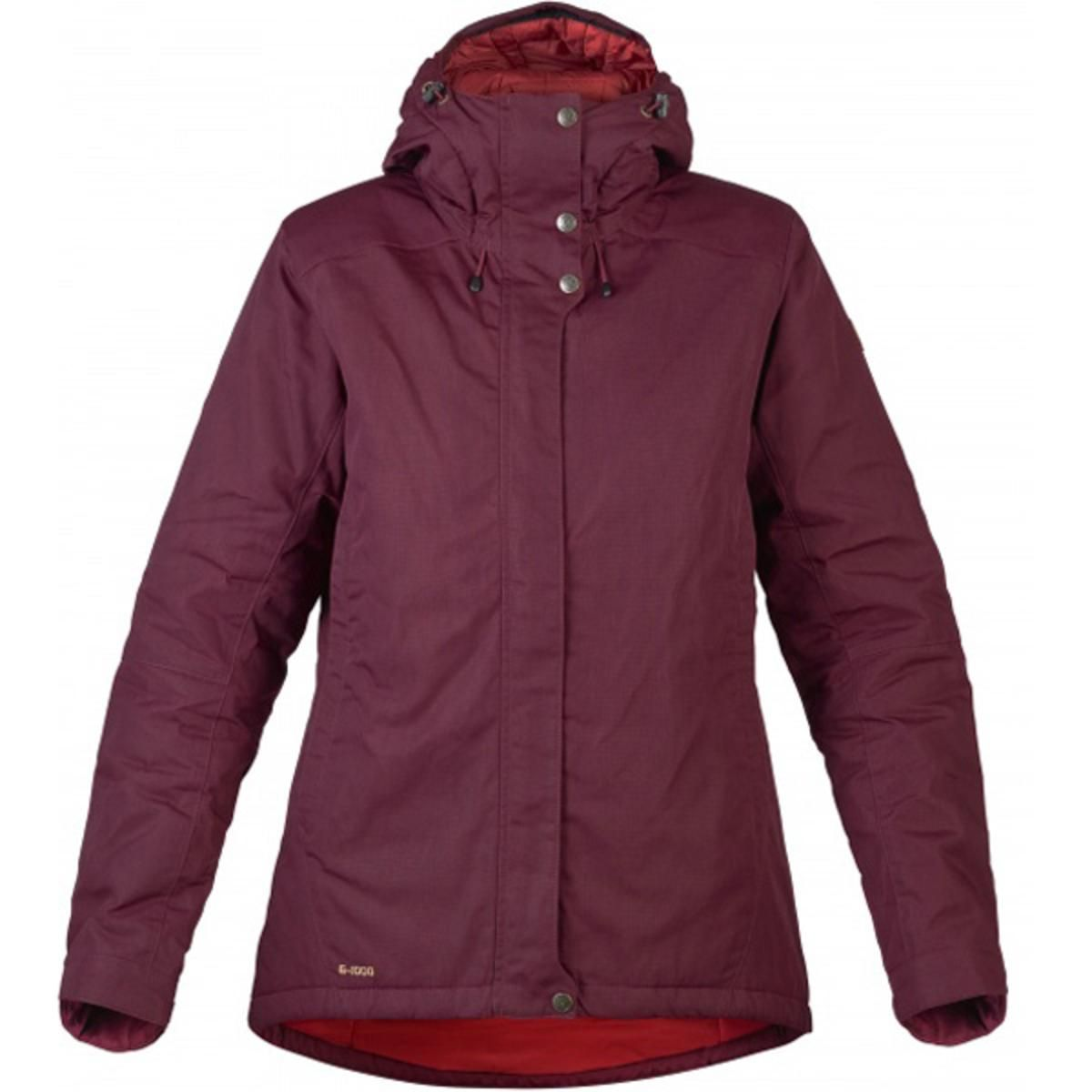 699a353b FjallRaven Women's Skogso Padded Jacket - The Warming Store