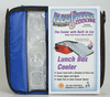 FlexiFreeze Lunch Box Cooler with Built-In Ice