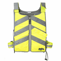FlexiFreeze Professional Series Ice Vest - Hi-Vis