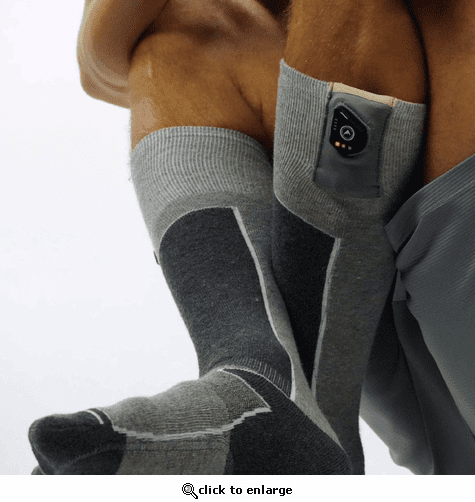 FNDN Heated 3.7V Sports Socks