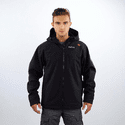 FNDN Performance Soft Shell Heated Jacket with Heated Hand Cuffs