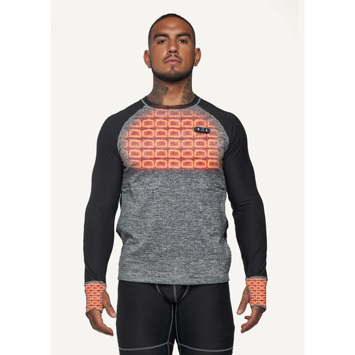 FNDN Heated Skin-Fit Base Layer PRO Top