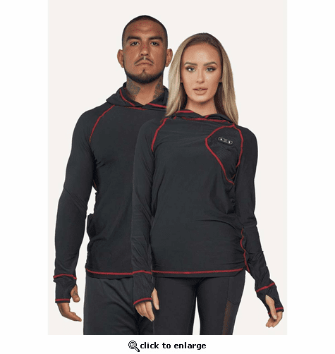 FNDN Unisex Heated Skin-Fit Base Layer