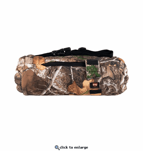 G-Tech Battery Heated Pouch X Realtree - RT Edge