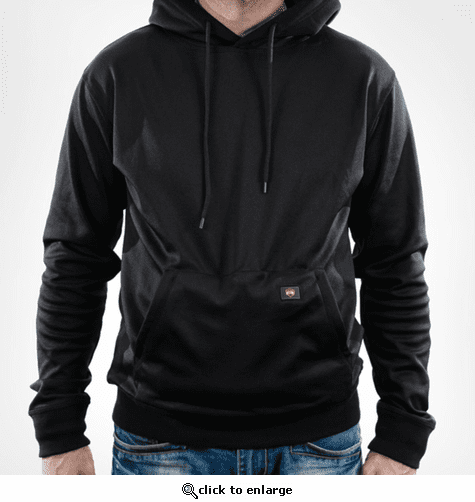G-Tech Men's Hoodie with Heated Hand Warming Pouch