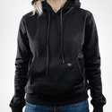 G-Tech Women's Hoodie with Heated Hand Warming Pouch