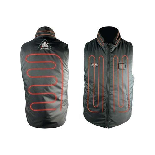 Gears Canada 12V Unisex ZR9 Built-in Battery Heated Vest Liner