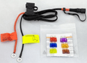 Gerbing 12V Battery Harness with Fuses