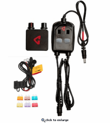 Gerbing 12V Harness & Temp Controller Kit