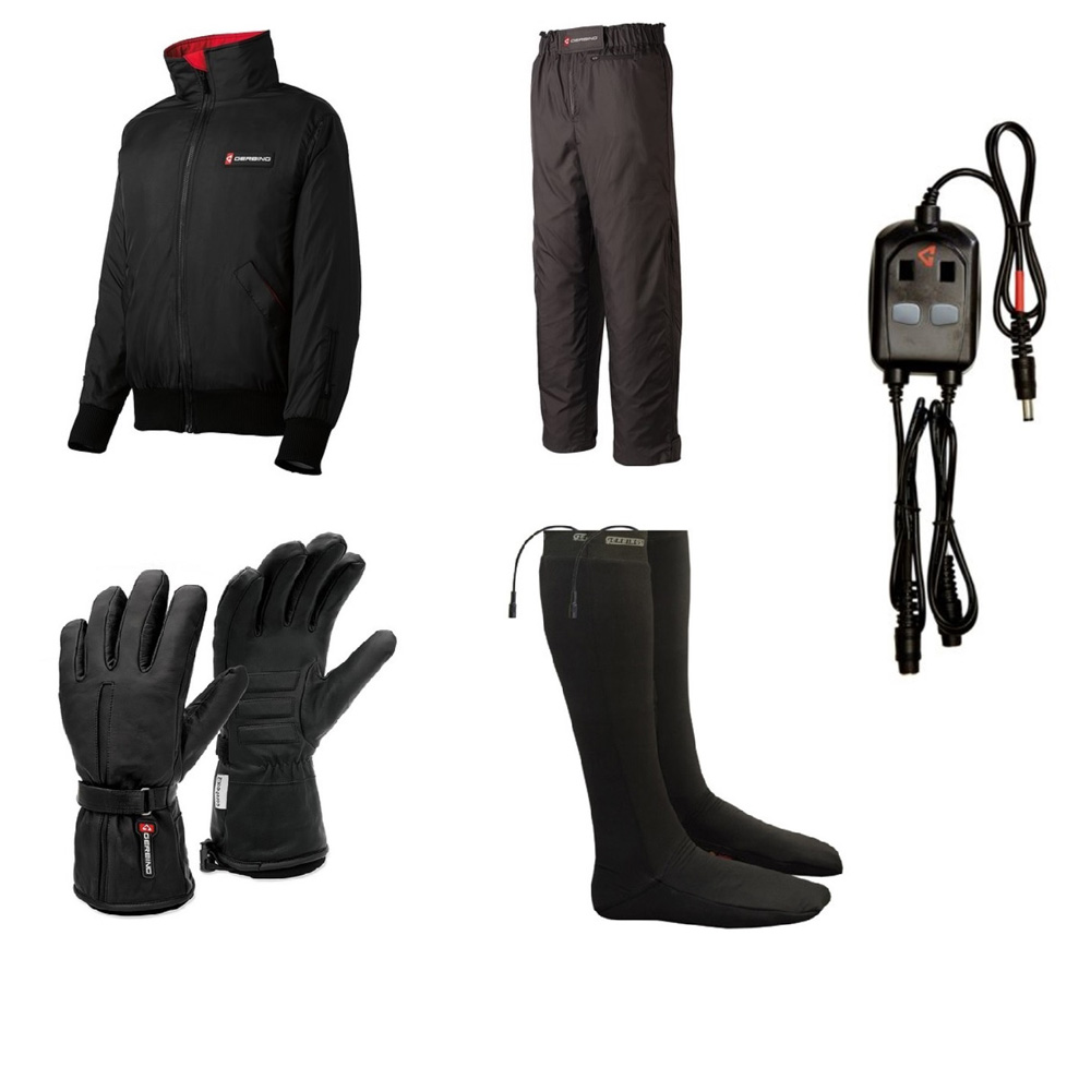Gerbing 12v Heated Clothing Complete Kit The Warming Store