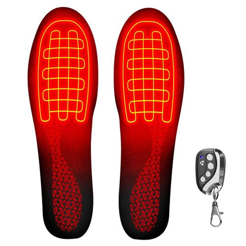 Gerbing Rechargeable Heated Insoles with Remote