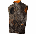 Gerbing Heated Fleece Vest, Camo - 7V Battery