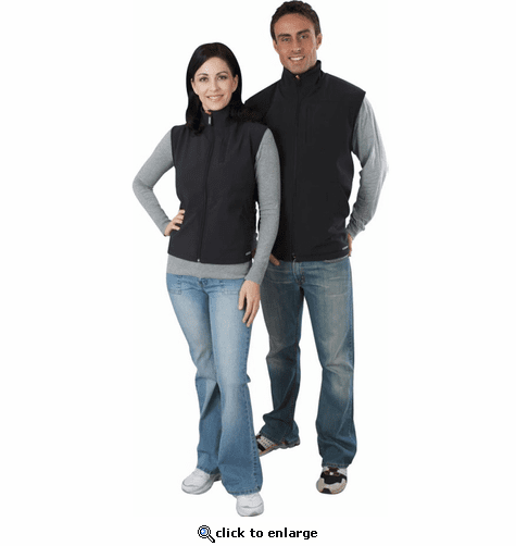 Gerbing Core Heat Heated Softshell Vest with Battery Kit