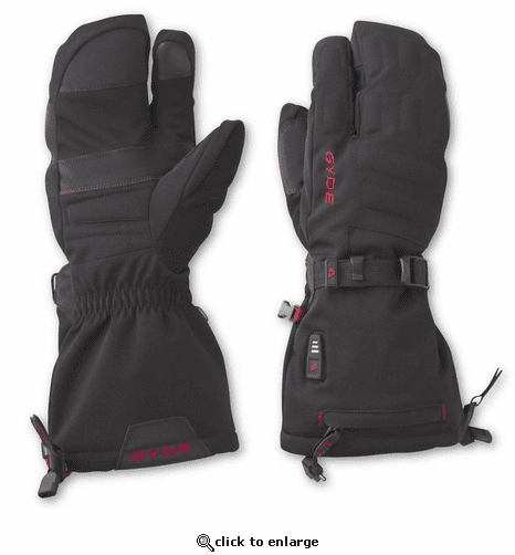 Gerbing Gyde 3-Finger Heated Gloves - 7V Battery