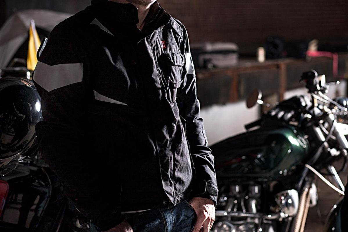 Gerbing Ex Pro Heated Jacket 12v Motorcycle The Warming Store