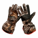 Gerbing Gyde Men's Featherweight Casual Heated Gloves, Camouflage - 7V Battery