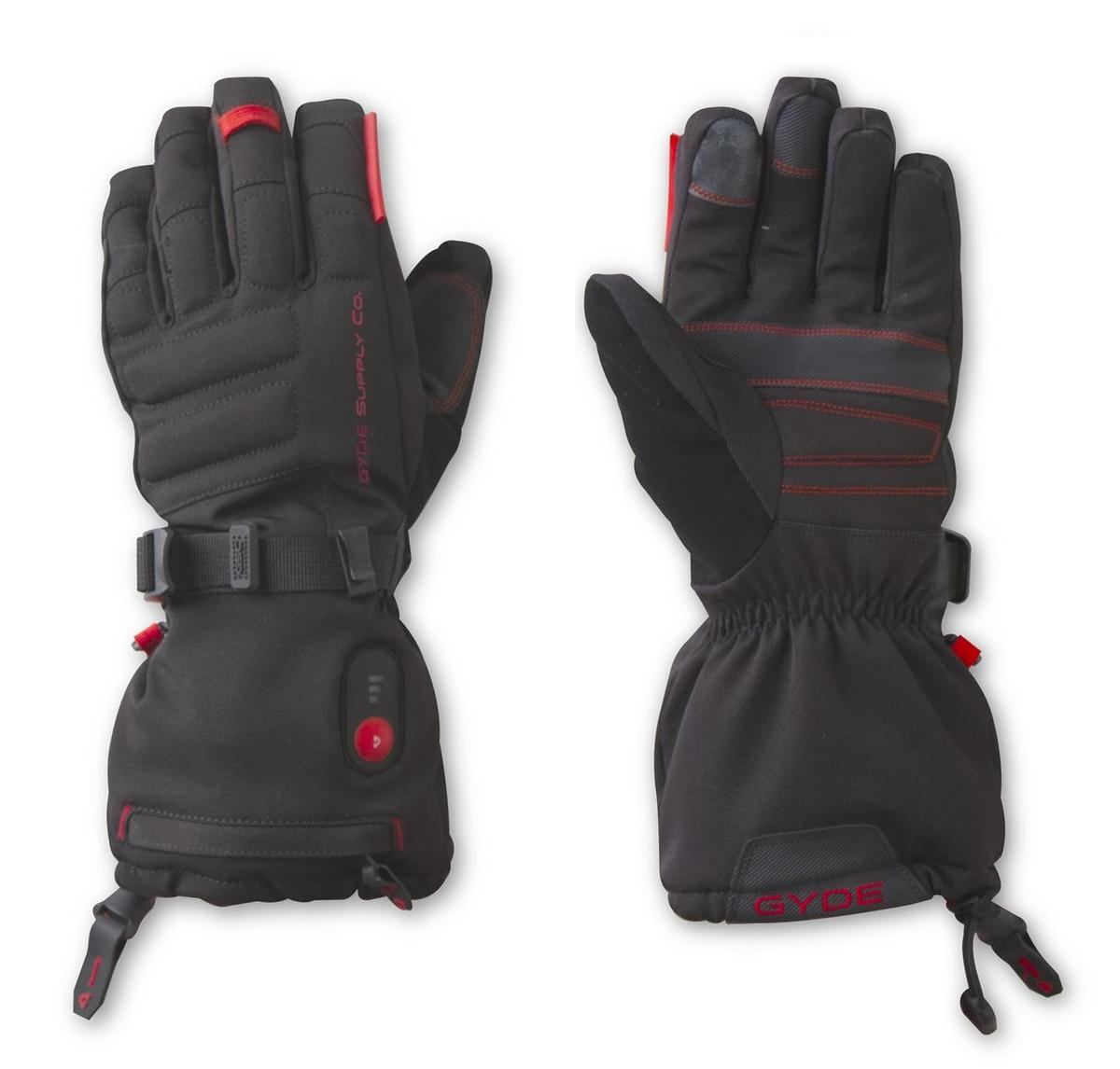 Gerbing Gyde S4 Heated Gloves Black 7v Battery The Warming Store