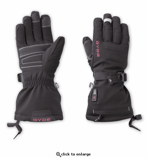 Gerbing Gyde S4 Women's Heated Gloves kit with Batteries