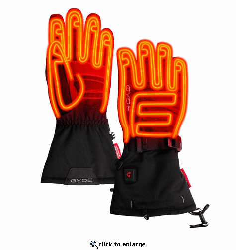 Gerbing Gyde S7 Heated Gloves for Men - 7V Battery