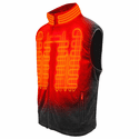 Gerbing Gyde Thermite Fleece Heated Vest for Men, Black - 7V Battery