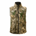 Gerbing Gyde Men's Thermite Heated Fleece Vest, Camouflage - 7V Battery