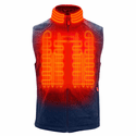 Gerbing Gyde Thermite Fleece Heated Vest for Men, Navy - 7V Battery (Pre-Order - Ships Dec 15th)