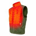 Gerbing Gyde Torrid Softshell Heated Vest for Men, Olive - 7V Battery (Pre-Order - Ships Dec 15th)
