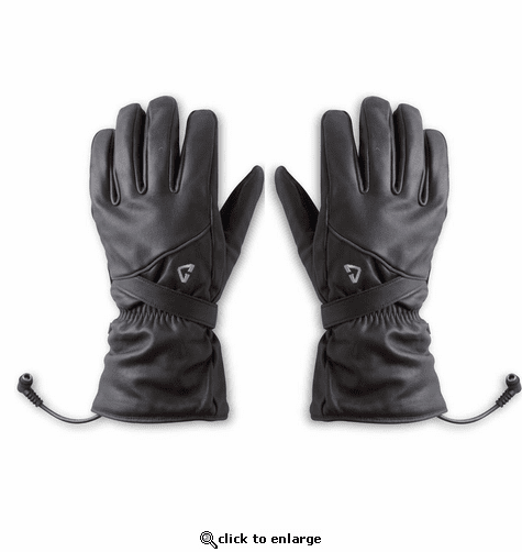 Gerbing Gyde Women's G4 Heated Gloves - 12V Motorcycle