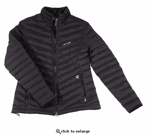 Gerbing Gyde Women's Khione Heated Jacket with Battery Kit