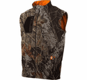 Gerbing Heated Softshell Vest, Camouflage -  7V Battery
