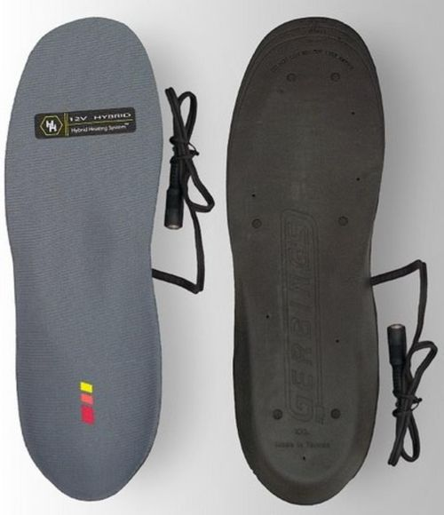 Gerbing Heated Insoles - 12V Motorcycle