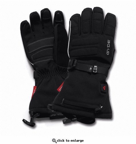 Gerbing Gyde S7 Men's Heated Gloves with Battery Kit