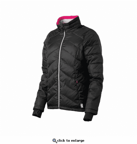 Gerbing Women's Heated Puffer Jacket, Black - 7V Battery