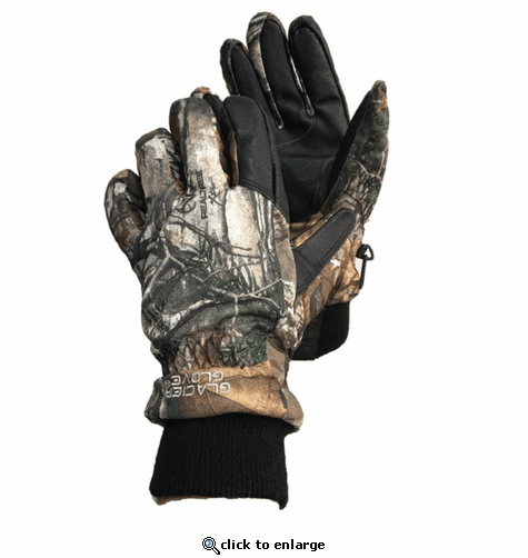 Glacier Glove Alaska Pro Waterproof Gloves - Realtree Xtra