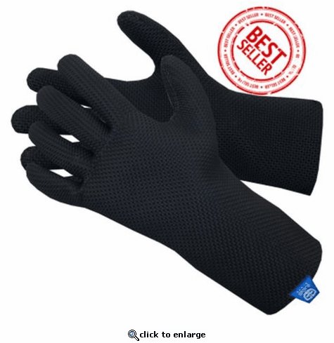 Glacier Glove Waterproof Ice Bay Fishing Gloves